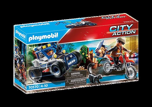 Playmobil 70570 Car & Jewel Thief