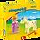 Thumbnail: Playmobil 70127 1.2.3 Princess with Unicorn
