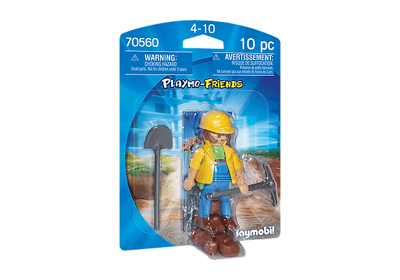 Playmobil 70560 Construction Worker