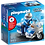 Thumbnail: Playmobil 6923 Police Bike With LED Light