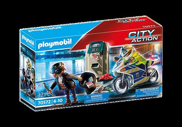 Playmobil 70572 Police Bank Chase