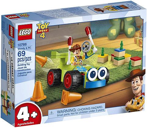 Lego Toy Story Woody & RV