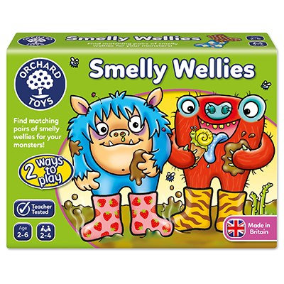 Orchard Smelly Wellies (026)