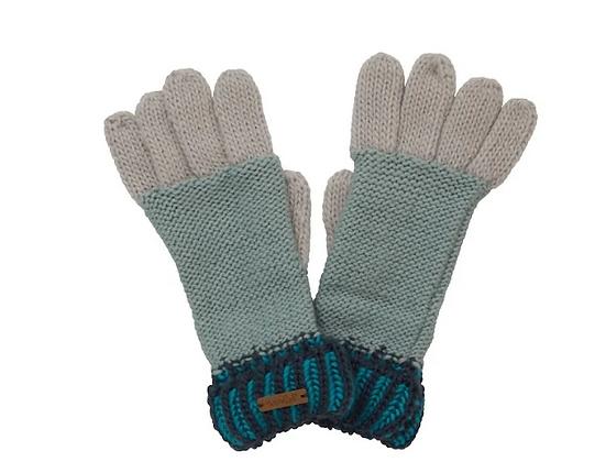 Weird Fish Marta Knit Glove Navy