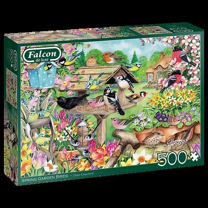 Spring Garden Birds 500pc