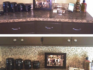Project: Backsplash