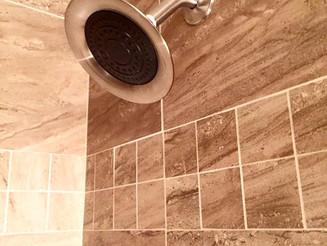 Project: Tile Shower