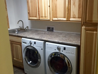 Project: Laundry Room