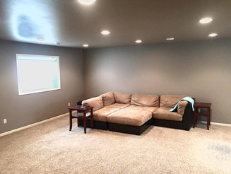 Project: Basement Finish