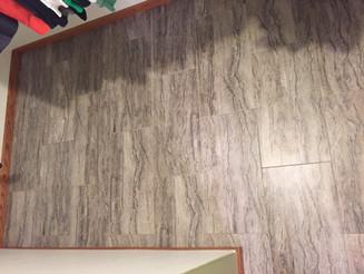 Bathroom Flooring: New Duraceramic