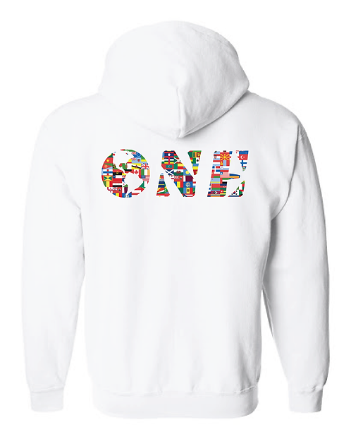 World Flags Hoodie