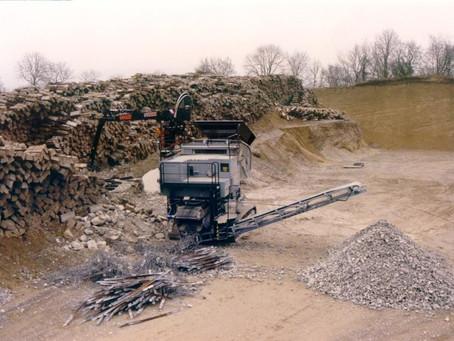 Вторичное использование бетонов в строительстве