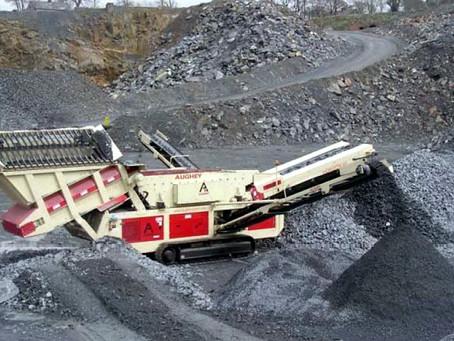 Мобильный сортировочный мини-завод AUGHEY Horizon A6