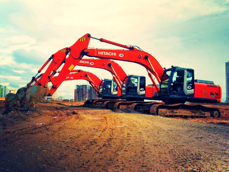 Продажа строительной техники | MOGAS
