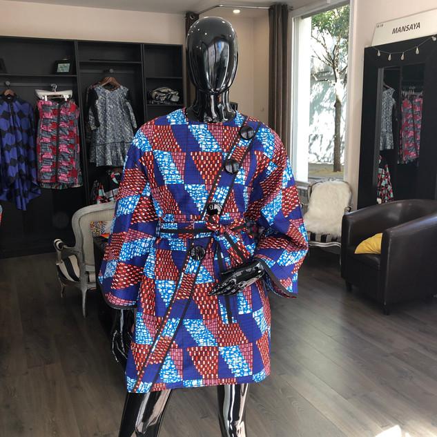 Tunique Kimono Mansaya