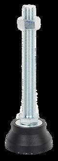 Z002 鍍鋅尼龍調整腳