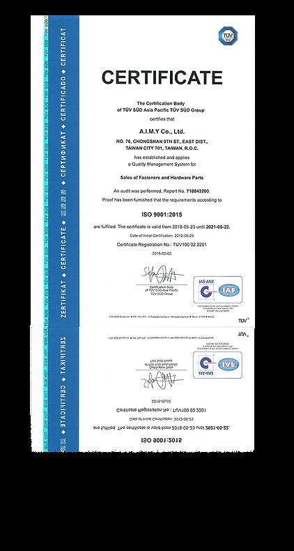 A.I.M.Y Co., Ltd.