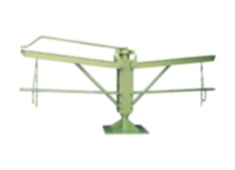 雙面式供線柱架