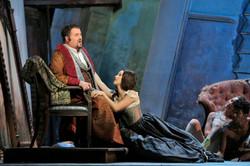 Monterone's Daughter in Rigoletto