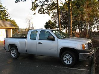 pick-up truck gmc sierra