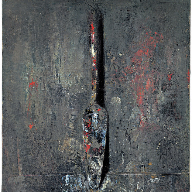 Palette knife No. 1