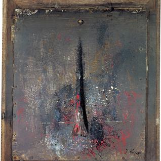 Vertical paintbrush