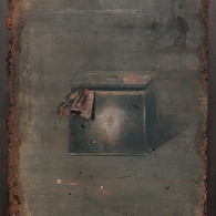 Box and cloth