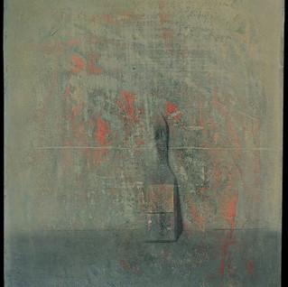 Flat paintbrush No. 1