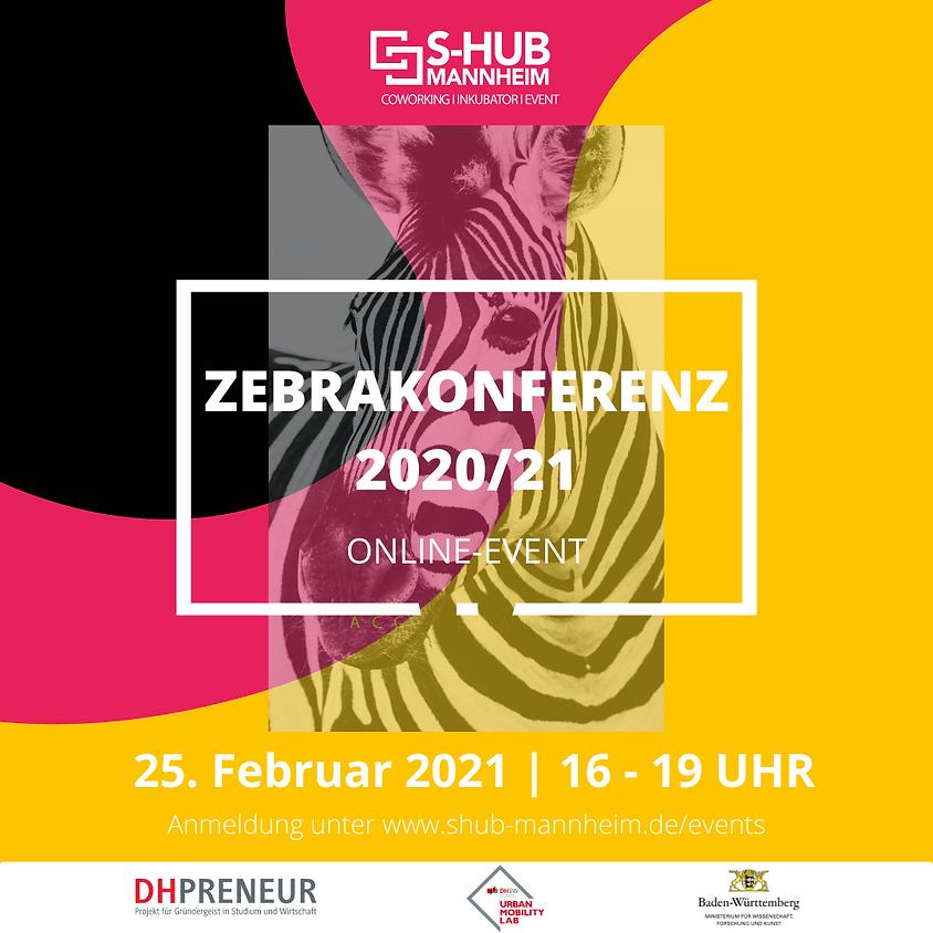 Zebrakonferenz 2020/21
