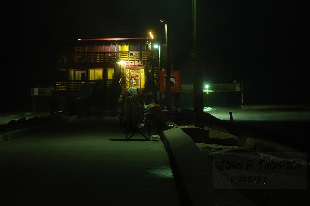 61st Street Pier at Night, Galveston f9, 10 seconds, ISO 200