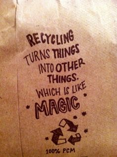 recycling quote
