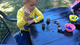 Rock Painting with Victoria