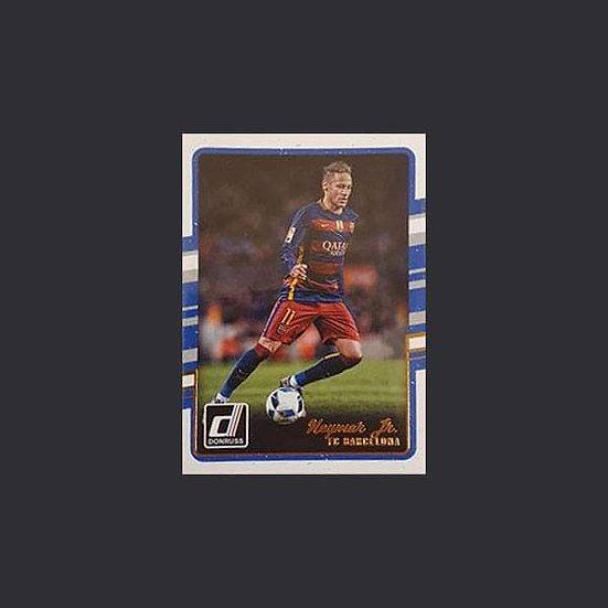 Neymar Jr Donruss Barcelona Base Card