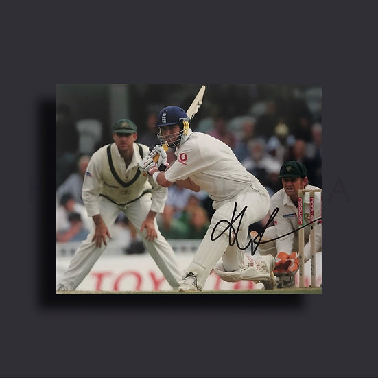 Kevin Pietersen England Cricket Signed Picture