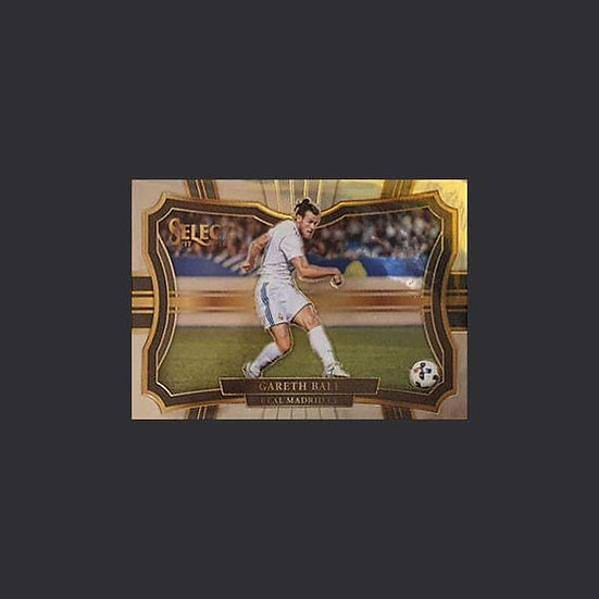 Gareth Bale Select Soccer Real Madrid Field Level Base Card