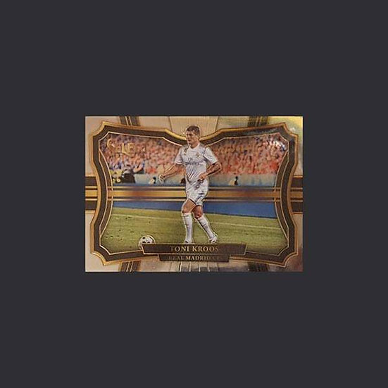 Toni Kroos Select Soccer Real Madrid Field Level Base Card