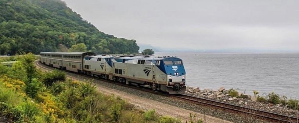 Amtrak By The Coast