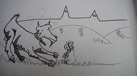 cours illustration bd Bande dessinée académie des arts de Bruxelles