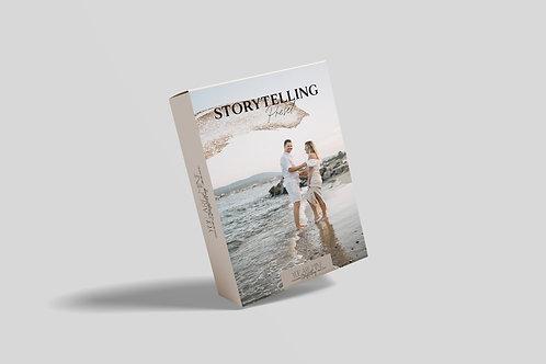 LIGHTROOM PRESET Storytelling