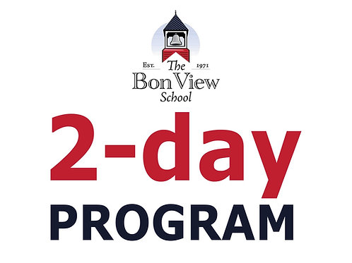Tuition: 2-Day Program