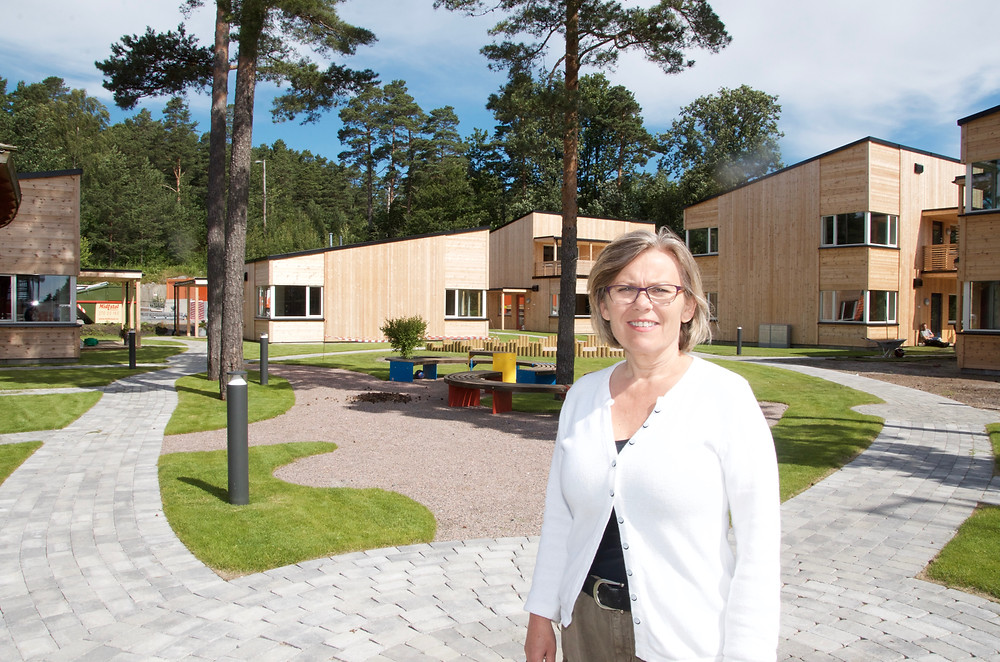 Stine Sofies Stiftelse i Grimstad