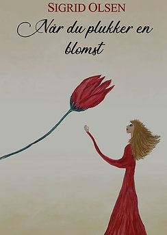 Når du plukker en blomst