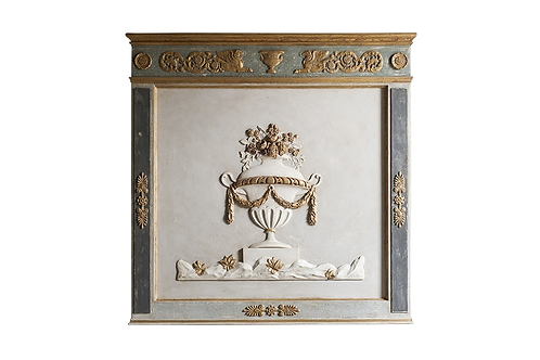 Empire Urn Boiserie Panel