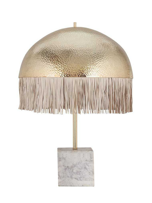 Table Lamp Fringe