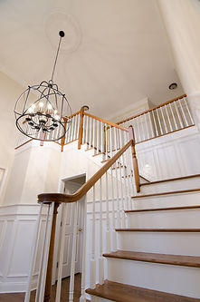 Entryway Interior Painting