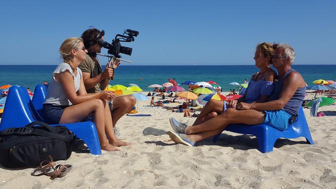 Dave en Annelies zeiden 'Ik Vertrek' naar Portugal!
