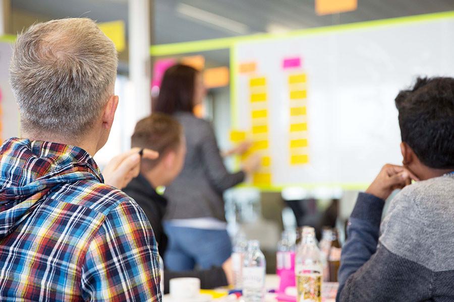 Teilnehmer clustern Insights