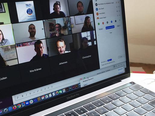Wie führt man einen Design Thinking Workshop remote und komplett digital durch?