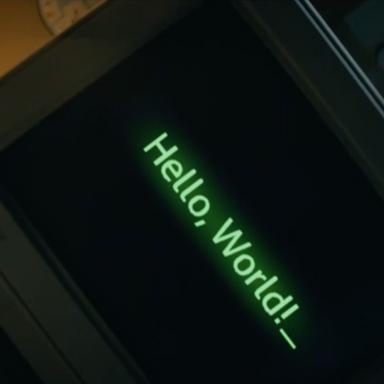 LENOVO - Hello World