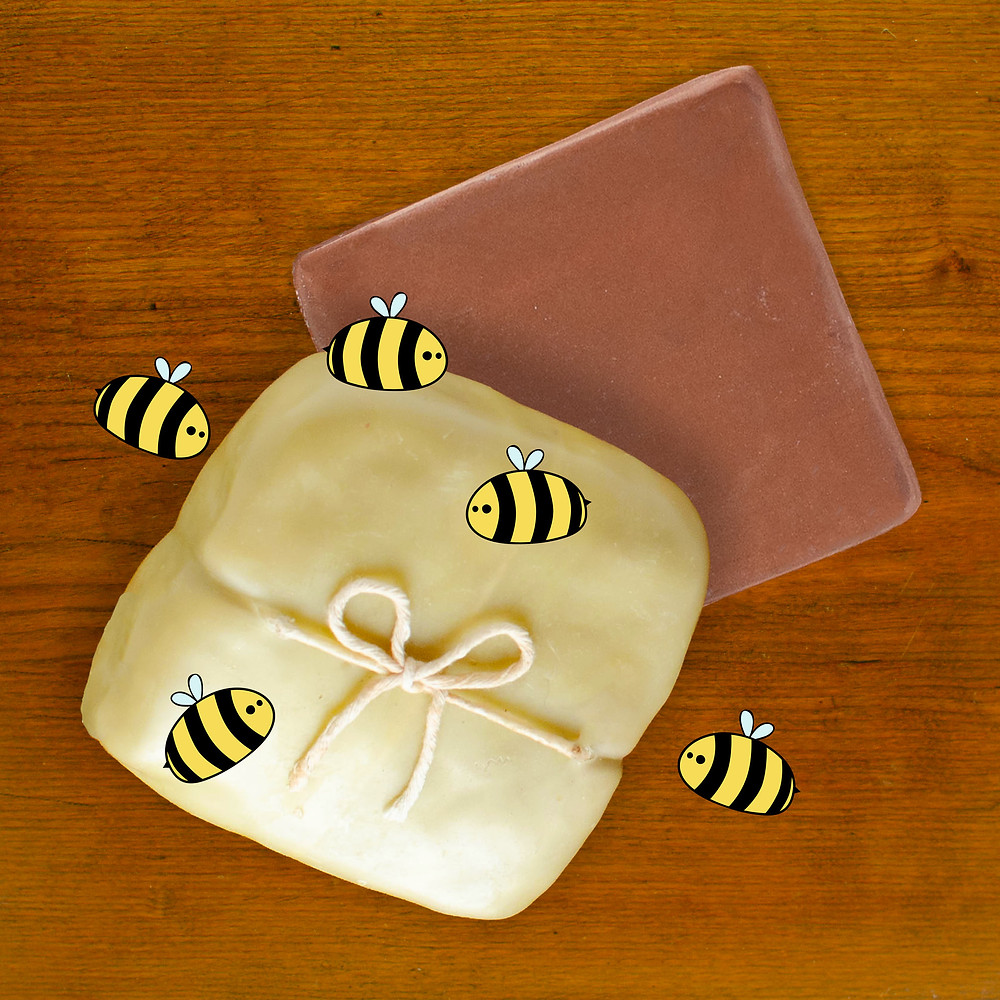 Be creative and Earth-friendly at the same time with premium materials including beeswax-wrapped, all-natural air-dry clay with fun cartoon-style bees